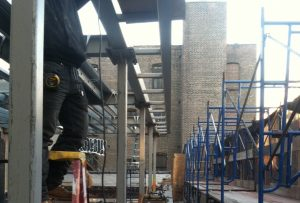 NYC Architect, High Line Construction