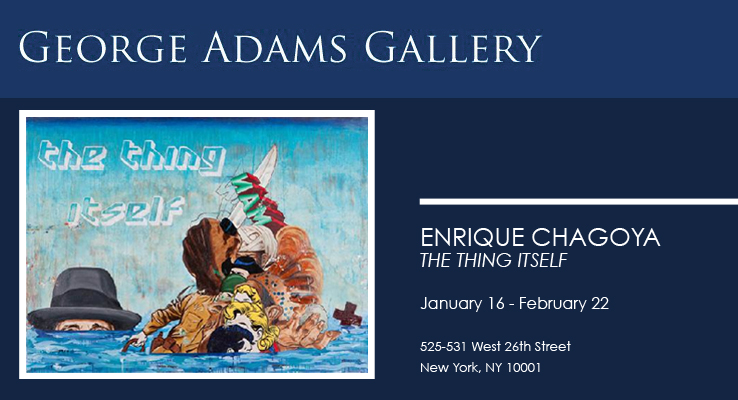 George Adams Gallery NYC