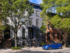 Dean Street NYC Residential Architect Brownstone Exterior