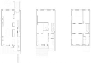 Dean Street NYC Architecture Floorplans