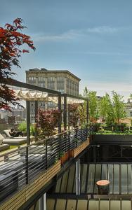 Park Avenue Rooftop Design