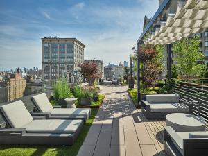 Park Avenue South Rooftop Architecture Design