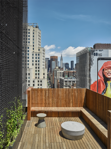 Park Avenue Rooftop Private Room