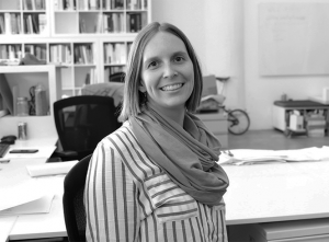 Sabrina Messikommer - Architect Trainee and Intern