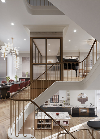 890 Park Avenue Renovation