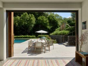 Indoor Outdoor Living Space
